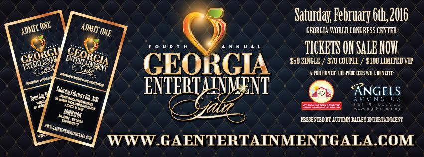 2015 Georgia Entertainment Gala