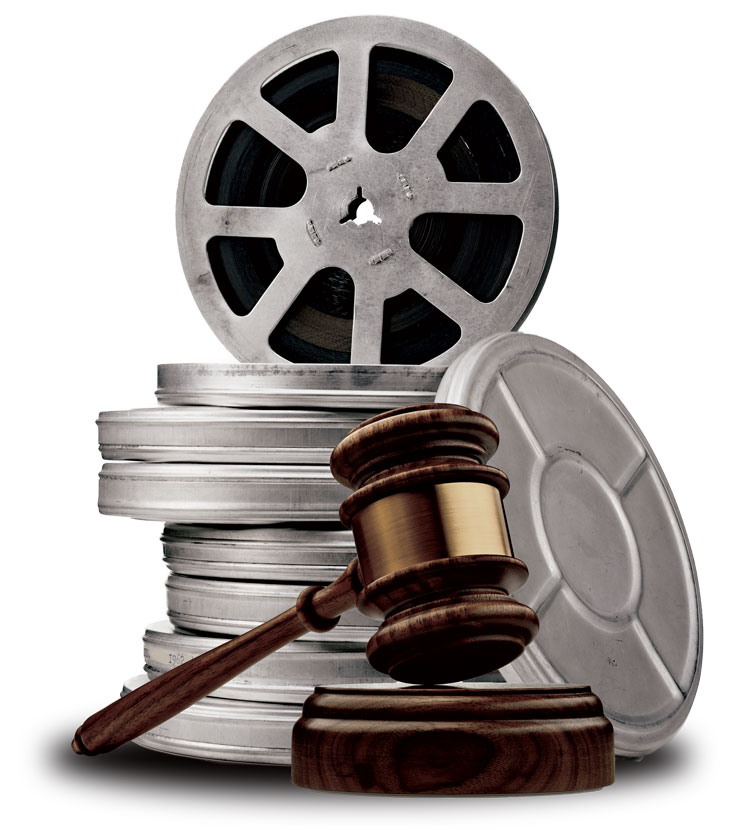 film and law